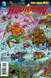 Cover Thumbnail for Aquaman (2011 series) #19 [MAD Magazine Variant by Tom Bunk]