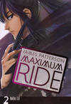Cover for Maximum Ride: The Manga (Hachette Book Group USA, 2009 series) #2