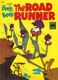 Cover Thumbnail for Beep Beep the Road Runner (Magazine Management, 1971 series) #29027