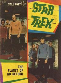 Cover Thumbnail for Star Trek (Magazine Management, 1972 ? series) #22063