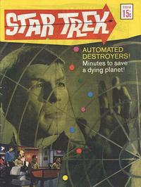 Cover Thumbnail for Star Trek (Magazine Management, 1972 ? series) #23018
