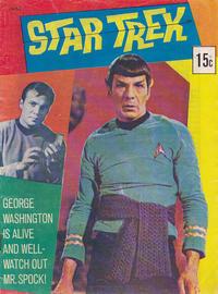 Cover Thumbnail for Star Trek (Magazine Management, 1972 ? series) #24052
