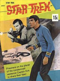 Cover Thumbnail for Star Trek (Magazine Management, 1972 ? series) #24009