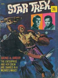 Cover Thumbnail for Star Trek (Magazine Management, 1972 ? series) #25096