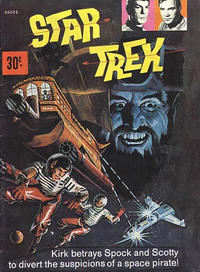 Cover Thumbnail for Star Trek (Magazine Management, 1972 ? series) #26002