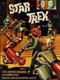Cover Thumbnail for Star Trek (Magazine Management, 1972 ? series) #28023