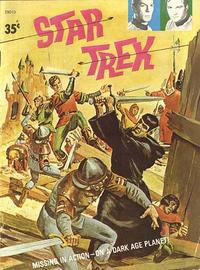 Cover Thumbnail for Star Trek (Magazine Management, 1972 ? series) #29013