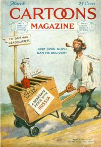 Cover Thumbnail for Cartoons Magazine (H. H. Windsor, 1913 series) #v13#3 [75]
