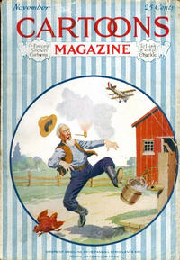 Cover Thumbnail for Cartoons Magazine (H. H. Windsor, 1913 series) #v16#5 [95]