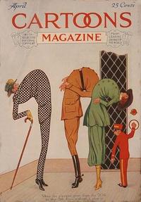Cover Thumbnail for Cartoons Magazine (H. H. Windsor, 1913 series) #v13#4 [76]