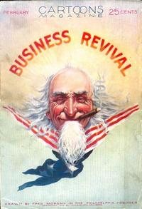 Cover Thumbnail for Cartoons Magazine (H. H. Windsor, 1913 series) #v7#2 [38]