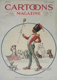 Cover Thumbnail for Cartoons Magazine (H. H. Windsor, 1913 series) #v15#6 [90]