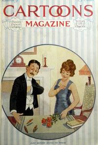 Cover Thumbnail for Cartoons Magazine (H. H. Windsor, 1913 series) #v17#1 [97]
