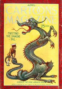 Cover Thumbnail for Cartoons Magazine (H. H. Windsor, 1913 series) #v9#4 [52]