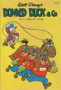 Cover Thumbnail for Donald Duck & Co (Hjemmet / Egmont, 1948 series) #15/1975