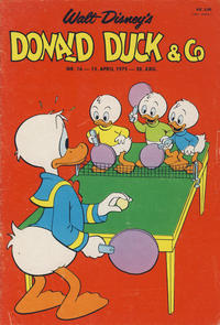 Cover Thumbnail for Donald Duck & Co (Hjemmet / Egmont, 1948 series) #16/1975