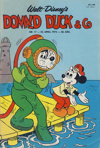 Cover Thumbnail for Donald Duck & Co (Hjemmet / Egmont, 1948 series) #17/1975