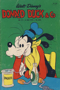 Cover Thumbnail for Donald Duck & Co (Hjemmet / Egmont, 1948 series) #19/1975
