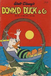 Cover Thumbnail for Donald Duck & Co (Hjemmet / Egmont, 1948 series) #20/1975