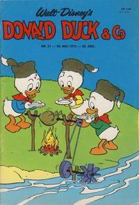 Cover Thumbnail for Donald Duck & Co (Hjemmet / Egmont, 1948 series) #21/1975