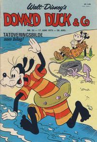Cover Thumbnail for Donald Duck & Co (Hjemmet / Egmont, 1948 series) #25/1975