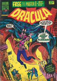 Cover Thumbnail for Tales of Horror Dracula (Newton Comics, 1975 series) #9