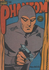Cover Thumbnail for The Phantom (Frew Publications, 1948 series) #603