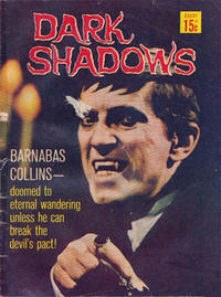 Cover Thumbnail for Dark Shadows (Magazine Management, 1973 series) #23021