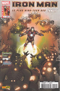 Cover Thumbnail for Iron Man (Panini France, 2012 series) #2