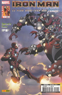 Cover Thumbnail for Iron Man (Panini France, 2012 series) #4