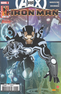 Cover Thumbnail for Iron Man (Panini France, 2012 series) #6