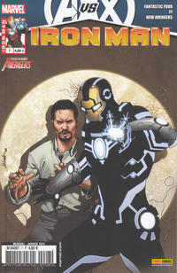 Cover Thumbnail for Iron Man (Panini France, 2012 series) #7