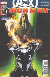 Cover Thumbnail for Iron Man (Panini France, 2012 series) #8