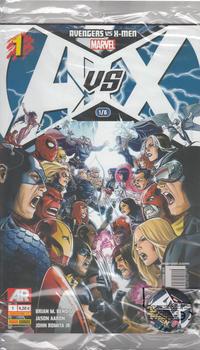 Cover Thumbnail for Avengers vs X-Men (Panini France, 2012 series) #1