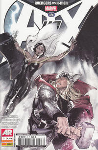 Cover Thumbnail for Avengers vs X-Men (Panini France, 2012 series) #3