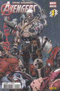 Cover Thumbnail for Avengers - X-Sanction (Panini France, 2012 series) #1