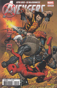 Cover Thumbnail for Avengers - X-Sanction (Panini France, 2012 series) #2