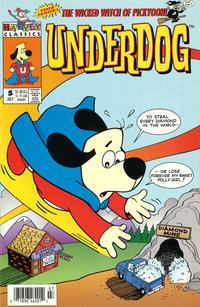 Cover Thumbnail for Underdog (Harvey, 1993 series) #5
