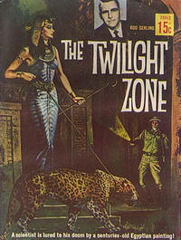 Cover Thumbnail for The Twilight Zone (Magazine Management, 1973 ? series) #23012