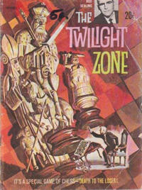 Cover Thumbnail for The Twilight Zone (Magazine Management, 1973 ? series) #25156