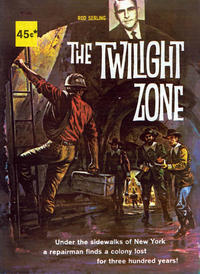 Cover Thumbnail for The Twilight Zone (Magazine Management, 1973 ? series) #R1245