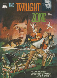 Cover Thumbnail for The Twilight Zone (Magazine Management, 1973 ? series) #R1272