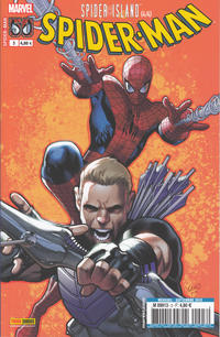 Cover Thumbnail for Spider-Man (Panini France, 2012 series) #3