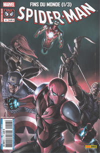 Cover Thumbnail for Spider-Man (Panini France, 2012 series) #6