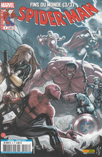 Cover Thumbnail for Spider-Man (Panini France, 2012 series) #8