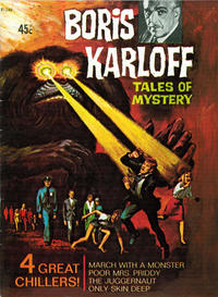 Cover Thumbnail for Boris Karloff Tales of Mystery (Magazine Management, 1974 ? series) #R1246