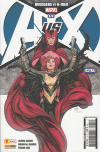 Cover Thumbnail for Avengers vs X-Men Hors-Série (Panini France, 2012 series) #1