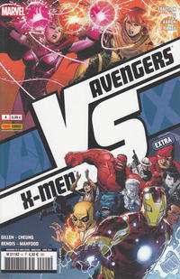 Cover Thumbnail for Avengers vs X-Men Hors-Série (Panini France, 2012 series) #4