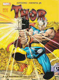 Cover Thumbnail for Thor (Panini France, 2005 series) #[nn] - A la recherche des dieux