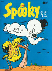 Cover Thumbnail for Spooky the Tuff Little Ghost (Magazine Management, 1967 ? series) #R1247